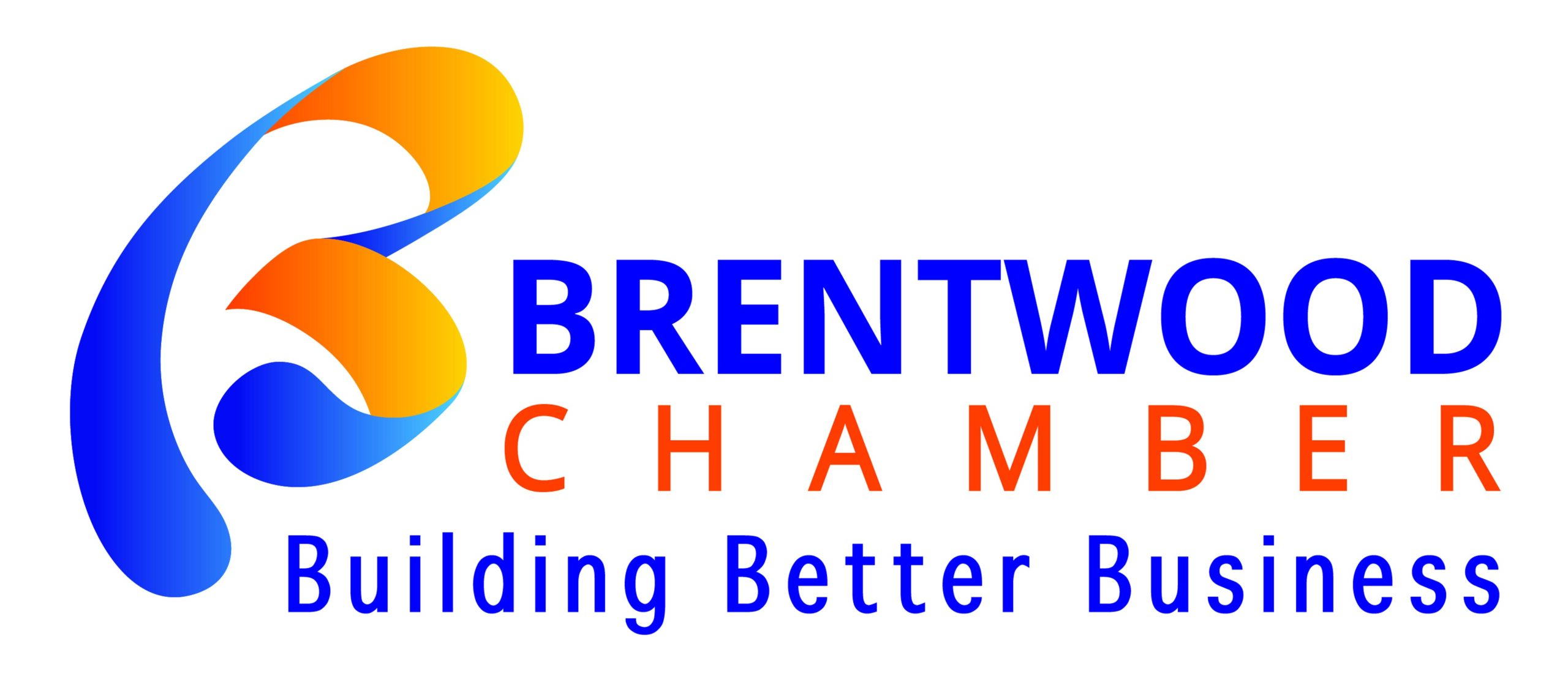 Brentwood Chamber Logo with Strapline